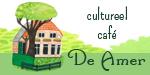 Cultureel cafe De Amer logo