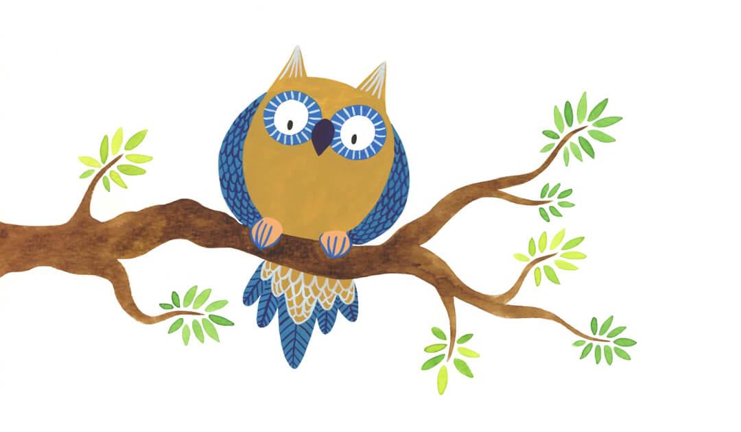 Mindfulness in de klas boek Irma Smegen illustratie uiltje tak