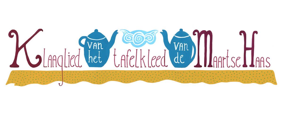 Sanne Bruinsma Illustraties & Vormgeving Boekie Boekie stArt Award 2015 Alice in Wonderland typografie wedstrijd inzending