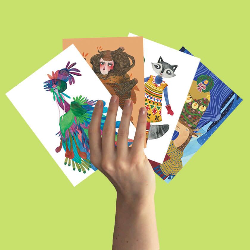 Kaarten sets / Card sets
