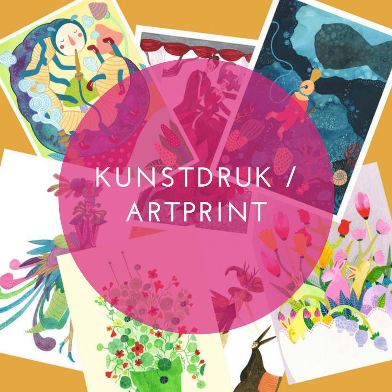 Kunstdruk / Artprints